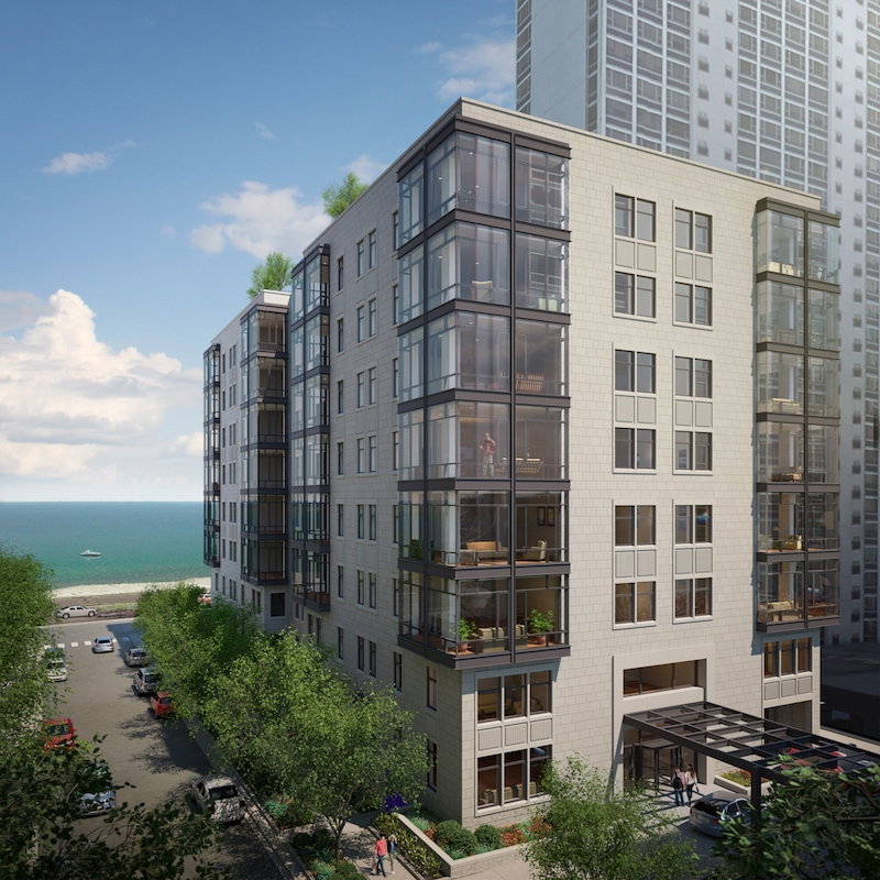 30th Street Residence: New 58-unit Luxury Apartment Building Under Construction
