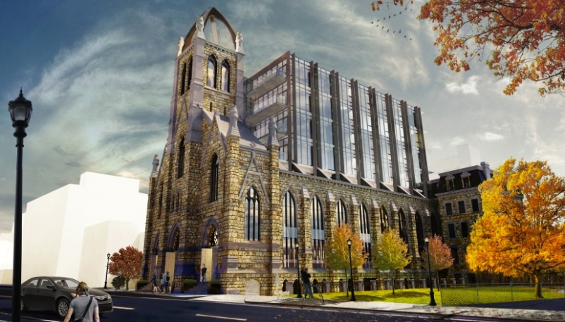 Condo developers covet churches for conversions