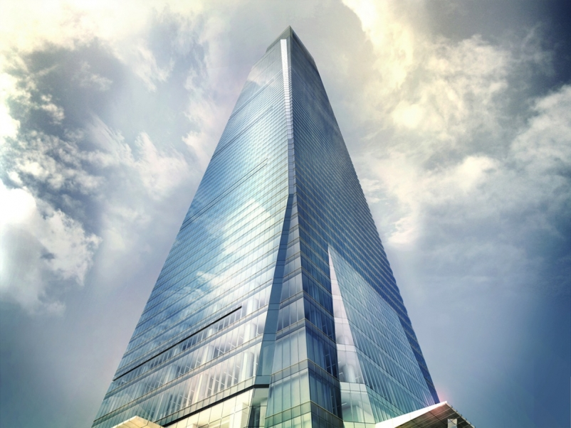 Goettsch Partners unveils designs for Nanning China Resources Center Tower