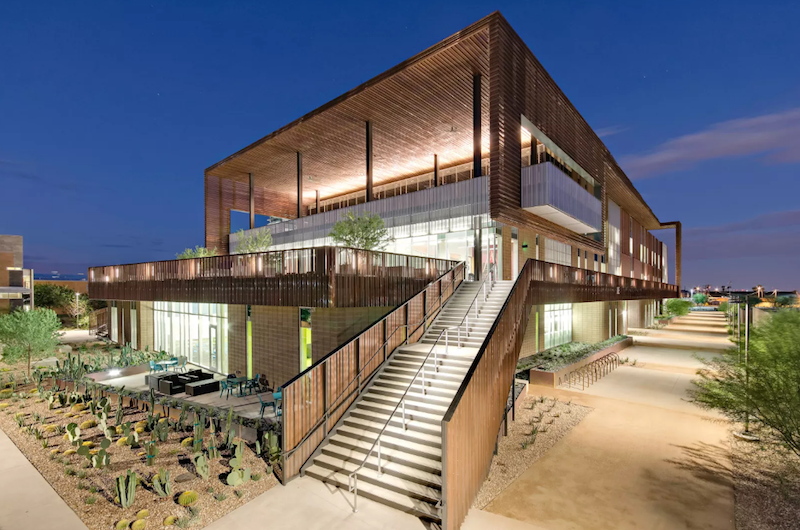 Superbe The American Institute Of Architects (AIA) Committee On Architecture For  Education (CAE) Has Selected 12 Projects For This Yearu0027s CAE Education  Facility ...