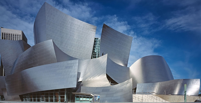 Study suggests our brains like curvy architecture