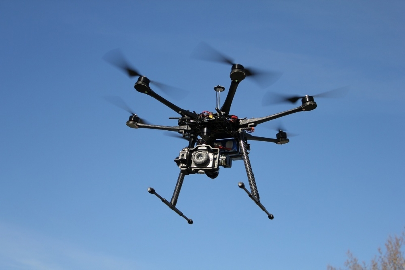 The nation's first drone park breaks ground in North Dakota
