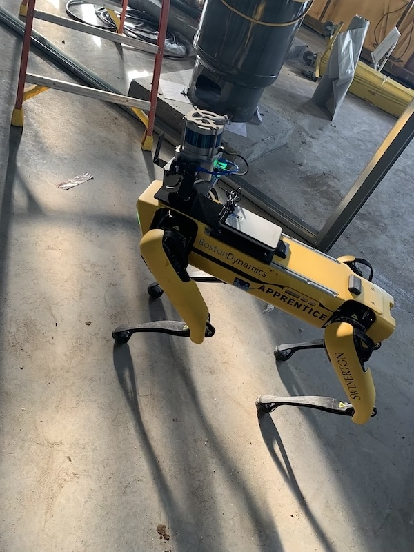 Meet Spot Dog: The robotic inspection dog for construction jobsites