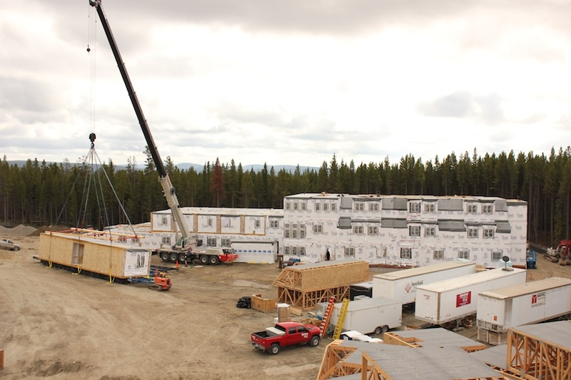 Hotel developers turn to modular construction to meet demand