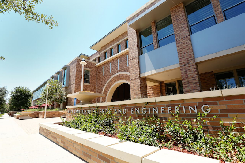 Keck Center for engineering and science