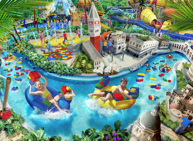 LEGOLAND Water Park promotional material