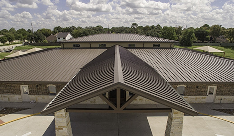 Metal Roof Seaming Best Practices Building Design Construction