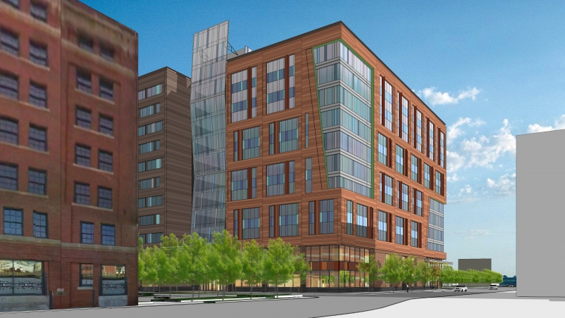 The $125 million project, developed by a joint venture of AREA Property Partners