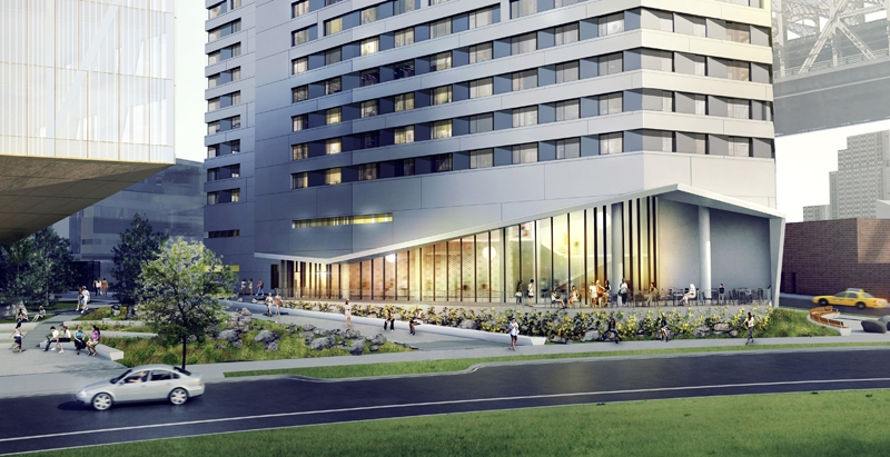 Cornell Tech announces construction of 'first passive house residential high-rise in the world'