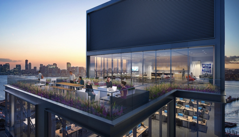 Marvelous CetraRuddy Designs Office Tower For Manhattanu0027s Meatpacking District