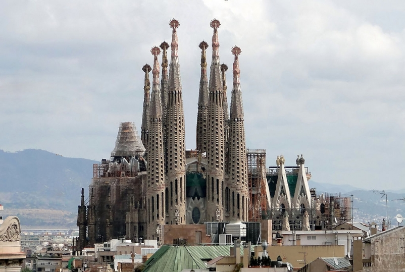Gaudi's Sagrada Familia to be completed in 2026