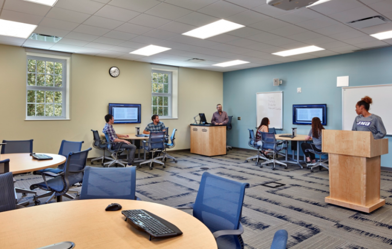 Space utilization in higher education: More than sf per student