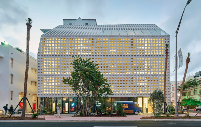 Top 60 engineering firms -The Faena Arts Center, Miami. Photo: Bruce Damonte, courtesy DeSimone Consulting Engineers