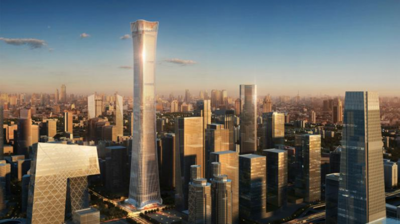 Record number of 'supertall' towers were completed in 2018