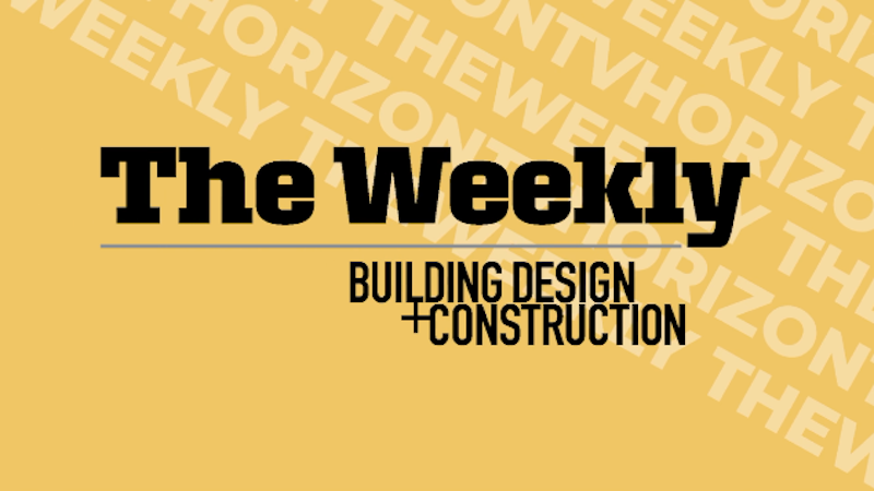 """The Weekly show: Carbon-fiber reinforced concrete buildings and back to campus amid COVID-19. The July 9 episode of BD+C's """"The Weekly"""" is available for viewing on demand."""