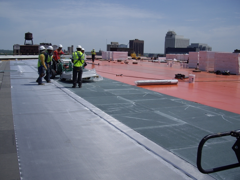 Waterproof Boards Cover Largest Green Roof In Minnesota