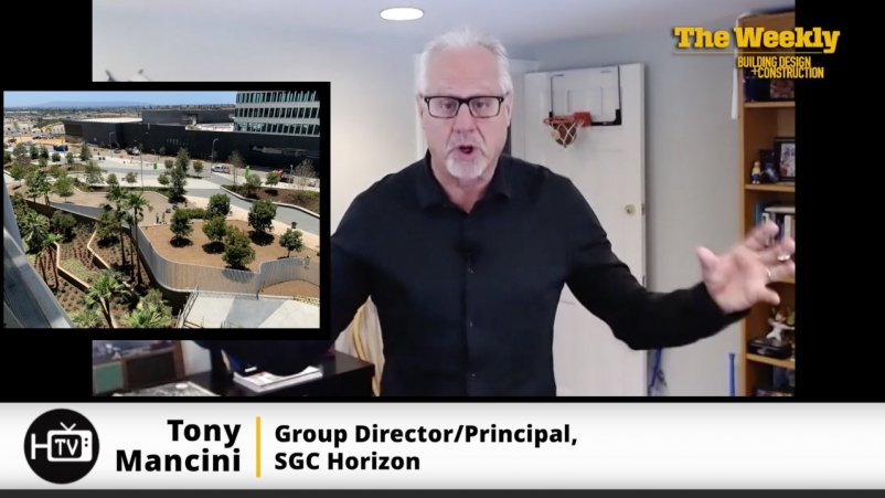 The Weekly show, Jan 28, 2021: Generative design tools for feasibility studies, and landscape design trends in the built environment