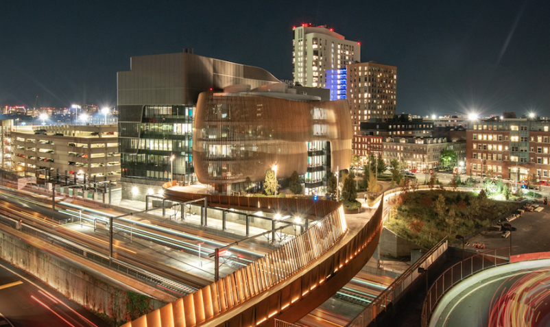 Top 85 Construction Management + Project Management Firms for 2020 Northeastern University Interdisciplinary Science and Engineering complex