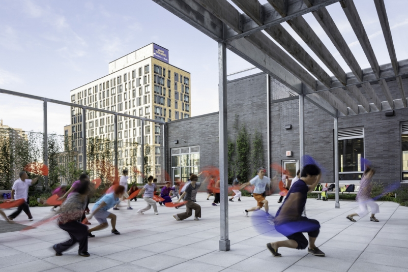 Top Multifamily Architects, 2019 Giants 300 Report, Dattner Architects_Essex Crossing-175 Delancey-Ari Burling_1
