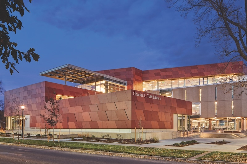 Charles L. Tutt Library