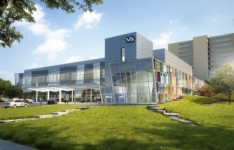 The Design Of The New Omaha Va Ambulatory Care Center Incorporates
