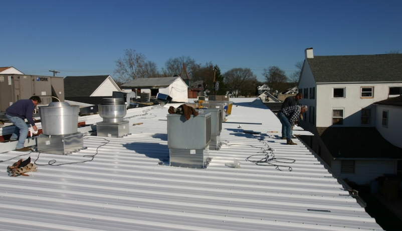 Retrofit Roofs Instead Of Replacement Building Design Construction