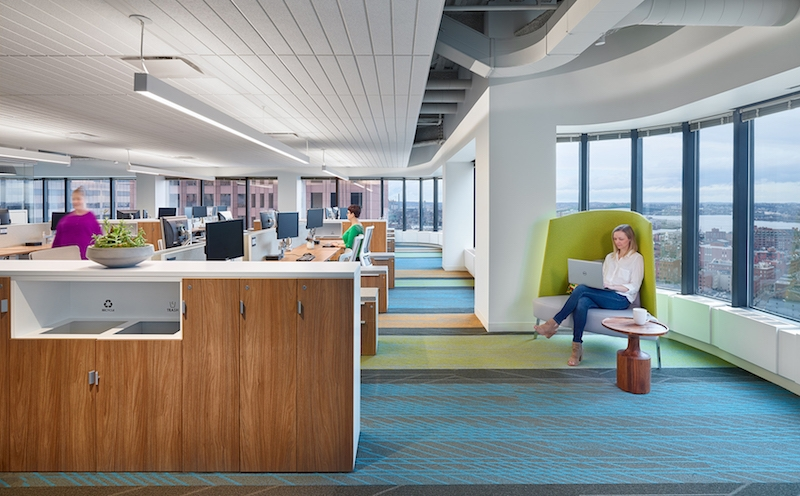 Despite Recent Headlines Debating The Benefits Or Disadvantages Of The Open Plan  Office, Collaborative Workplace Designsu2014with Open Plan Layouts, ...