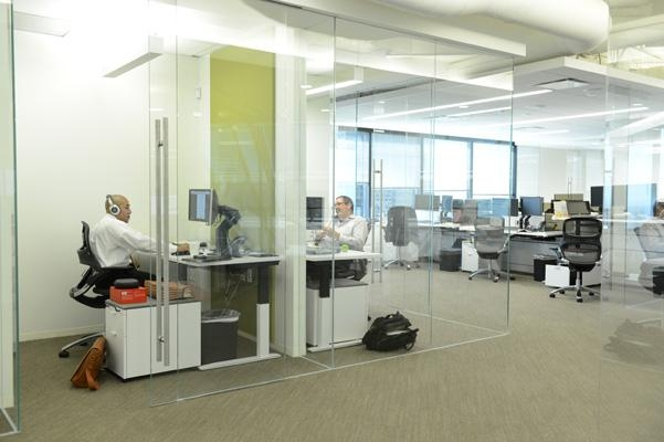 CBRE's global headquarters in Los Angeles is the world's first WELL-certified co