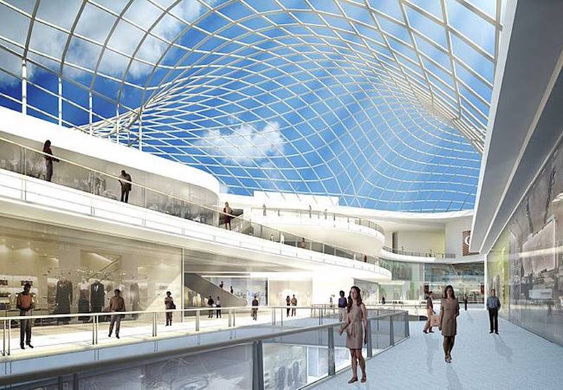 Expansion Of Chadstone Shopping Centre Features 7 000