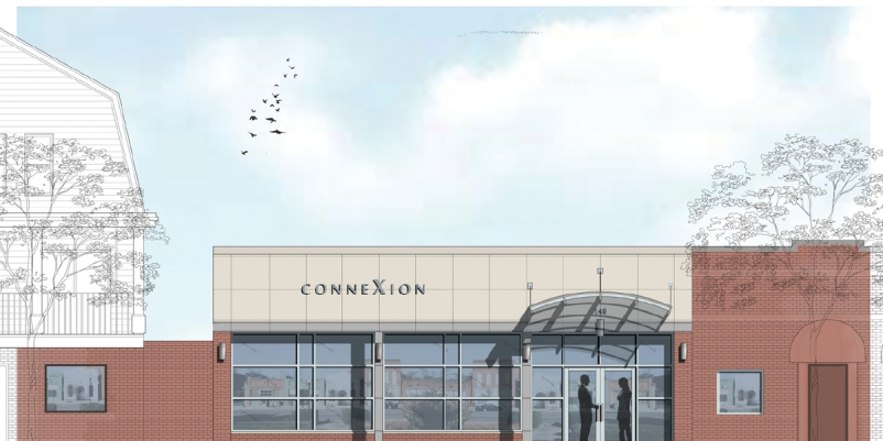 College Avenue United Methodist Church selected Essex Builders to construct its