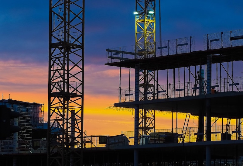 Nonresidential construction spending expands in December 2014
