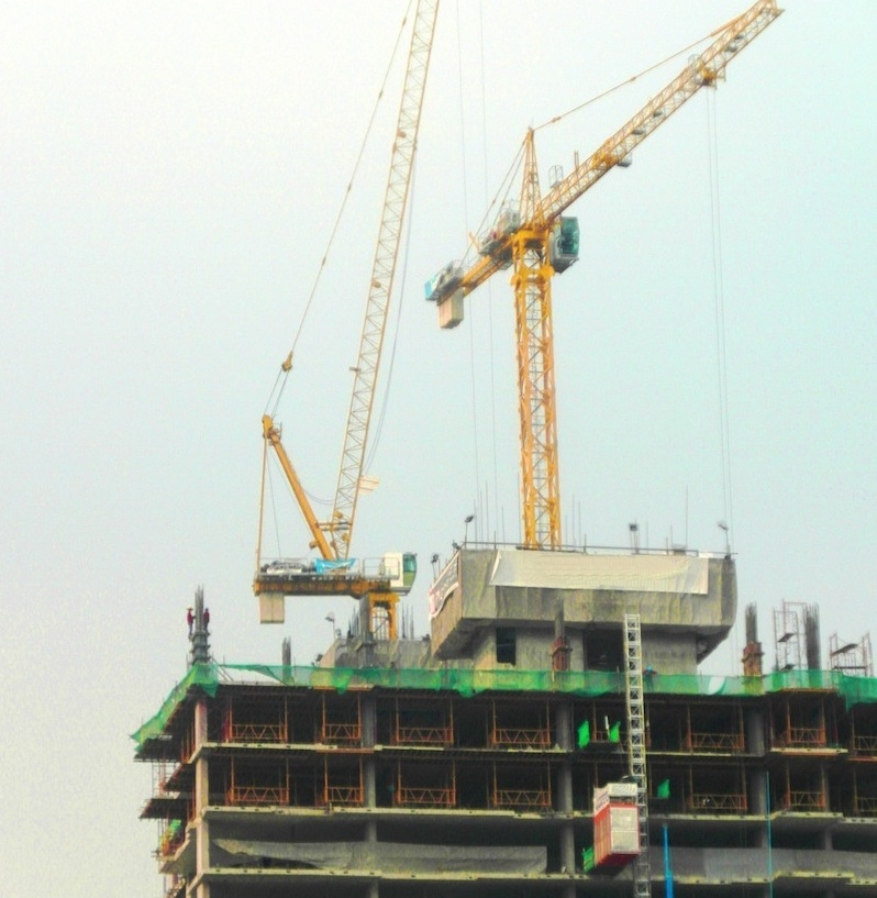 Turner report: Construction costs up slightly in first quarter