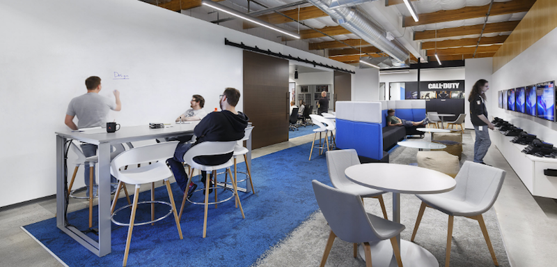 Whether For A Team Of 20 Or 200, If Todayu0027s Professionals Are Not Currently  Working In An Open Office Environment, A Change Is Likely On The Horizon.