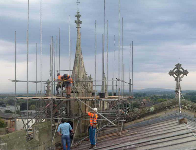 Gloucester Cathedral To Install Commercial Sized Solar Pv