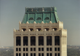 Tulsas 36-story Mid-Continent Tower has been recognized with the prestigious 25