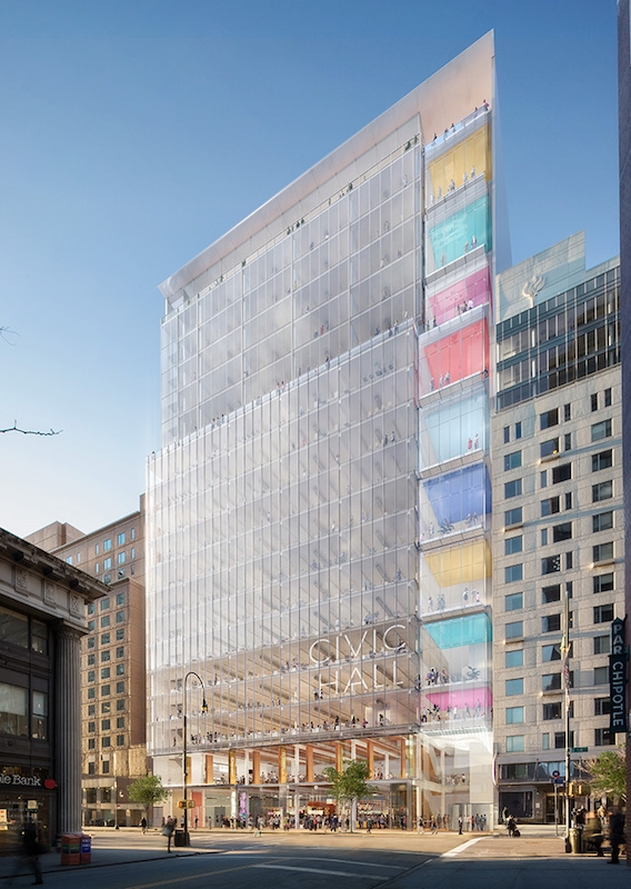 A Future Ready Office Building For Techie Workers Will Soon Spring Up In  New York City