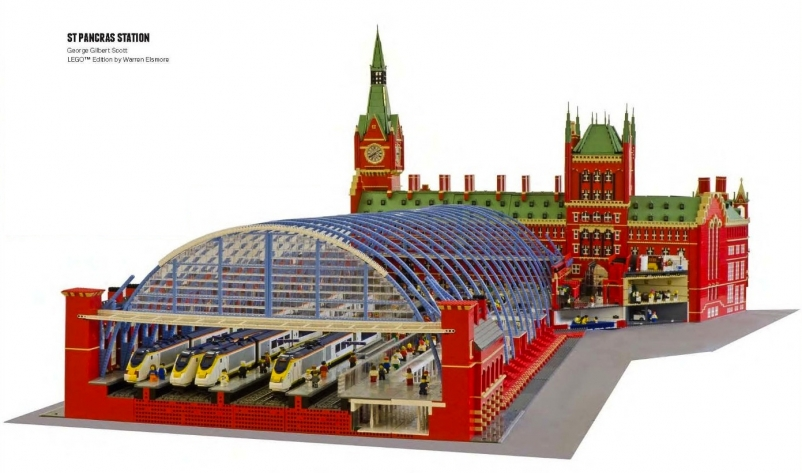 A Lego Lover S Dream Guide To Building The World S Iconic