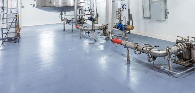 Cutting cost on flooring could cost your next industrial project big