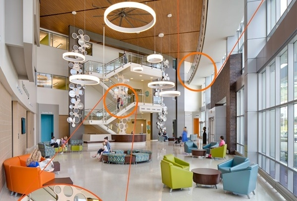 Using active design to help strengthen the corporate workplace and enhance employee wellness