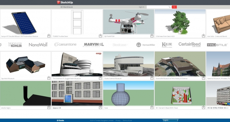 SketchUp 2014 aims to make BIM processes more simple and flexible