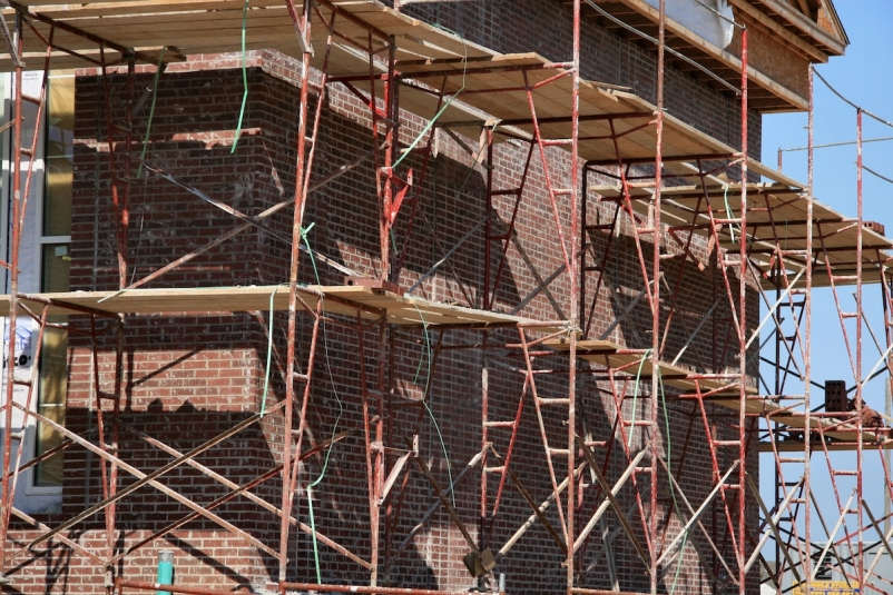 Prices for construction materials rise in March