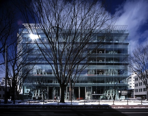 The Sendai Mediatheque is one of Ito's projects most lauded by Pritzker judges.