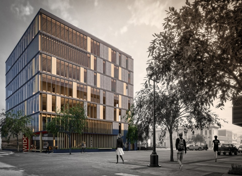 Rendering: Michael Green Architecture
