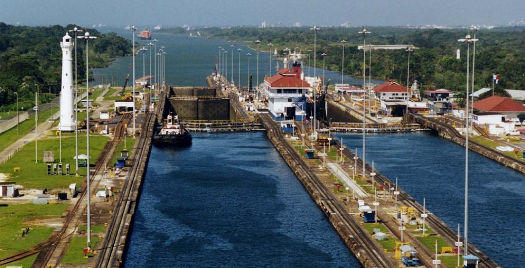 panama canal expansion nearing completion