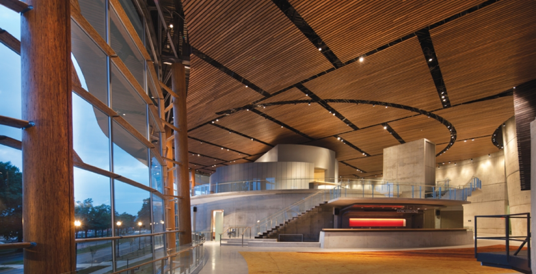 New Ways To Work With Wood Building Design Construction