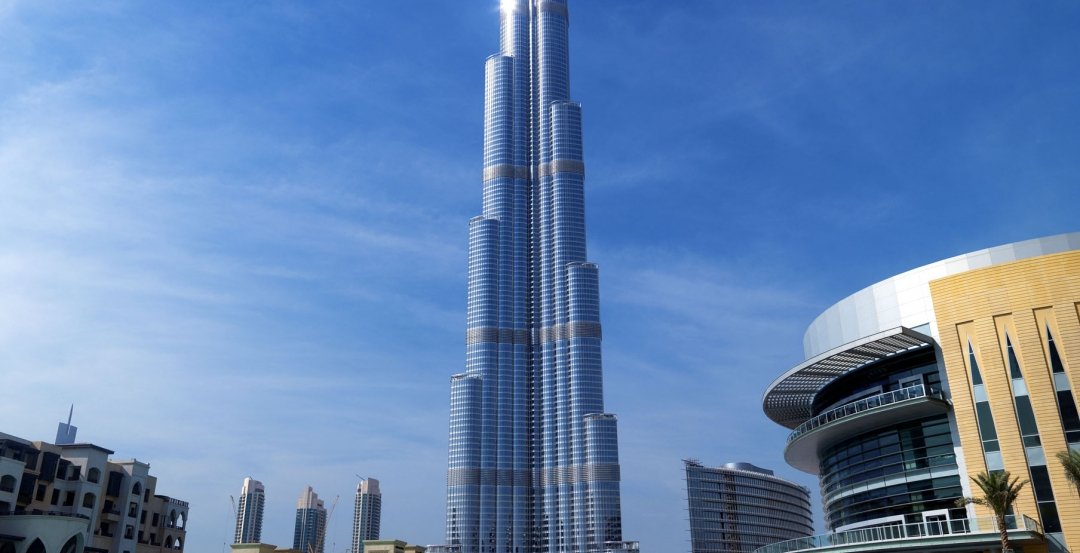 A total of 103,000 square meters of glass was used in the cladding panels, which