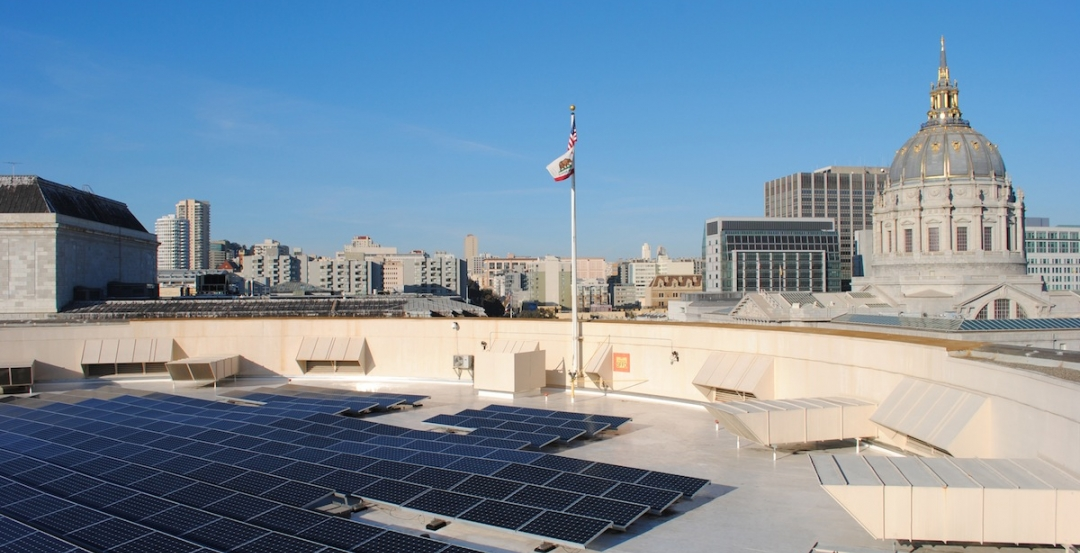 A Revitalized Solar Roof For San Francisco S Davies