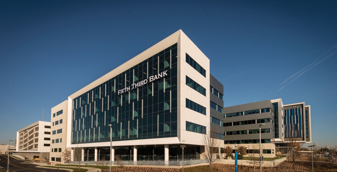 Duke Realty, Eskenazi Health, and Health and Hospital Corp. of Marion County for
