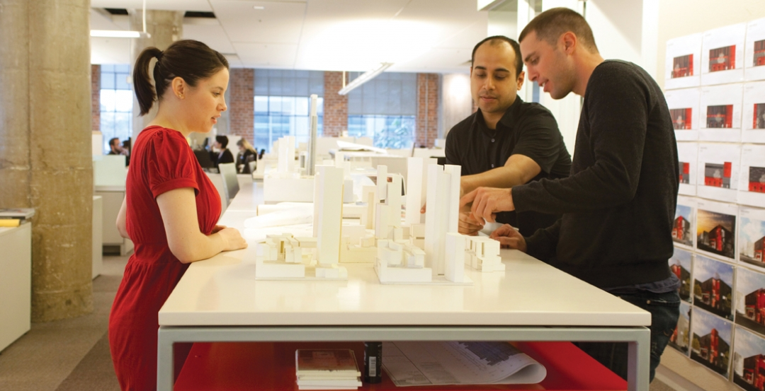 Gensler architecture: 'The One Firm Firm'