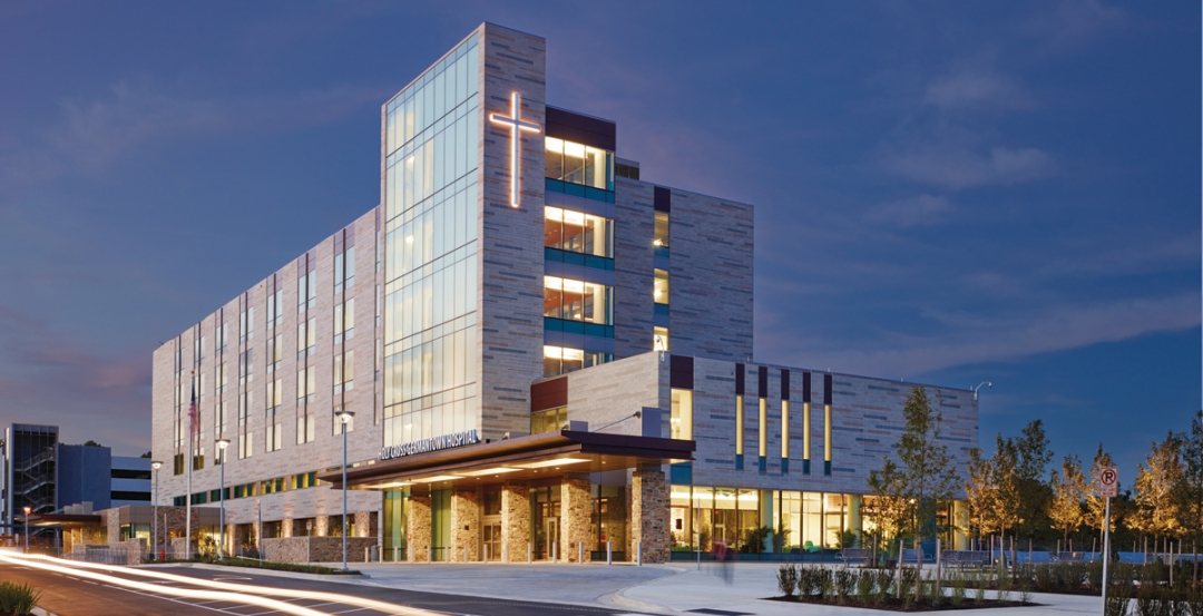 'Prudent, not opulent' sets the tone for this Catholic hospital
